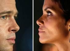 Brad Pitt y Halle Berry, ¿rumor interesado o romance a la vista?
