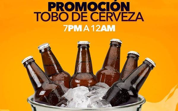 TOBO DE CERVEZA