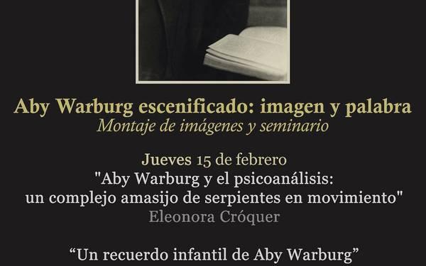 Aby Warburg y el psicoanálisis.   ABY WARBURG Y EL PSICOANÁLISIS