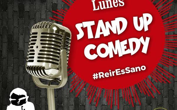 LUNES DE STAND UP COMEDY