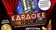 KARAOKE ROCK - EL MOLINO