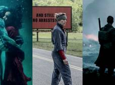 Lista completa de ganadores de los Premios Oscar 2018