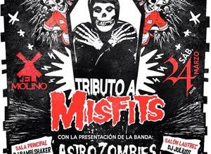 TRIBUTO A THE MISFITS