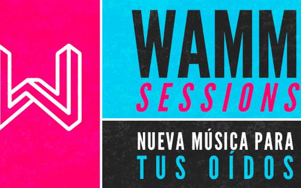 WAMM SESSIONS: MIRAGE, CHINELO Y STEREO LUX