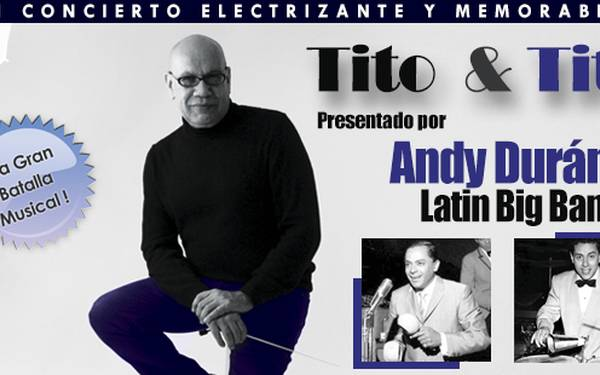 ANDY DURÁN- TITO Y TITO ¡LA GRAN BATALLA MUSICAL!   - CC BOD