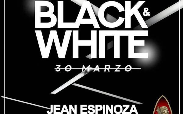 BLACK & WHITE - MAROMA BAR