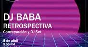 DJ BABA RETROSPECTIVA