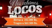 NOS VOLVIMOS LOCOS -  MAJOS TAPAS Y CAÑAS