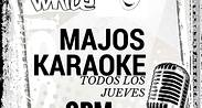 BLACK & WHITE MAJOS KARAOKE