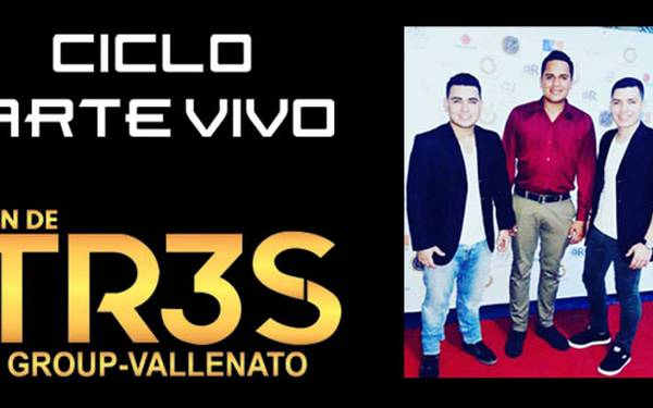 ARTE VIVO- SON DE TR3S- GROUP VALLENATO