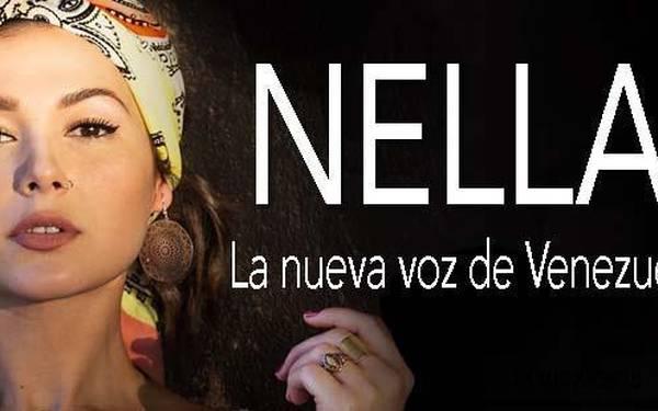 """NELLA """"LA NUEVA VOZ DE VENEZUELA"""""""