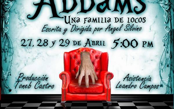 ADDAMS, UNA FAMILIA DE LOCOS