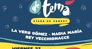CAMBIANDO DE TEMA - TEATREX EL BOSQUE