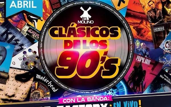 CLÁSICO DE LOS 90s