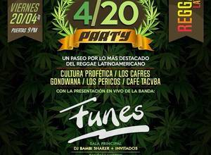 4/20 PARTY