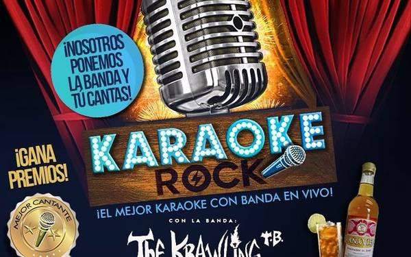 MIÉRCOLES DE KARAOKE ROCK