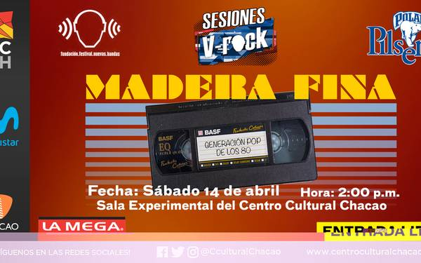 V-ROCK - MADERA FINA