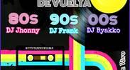DE VUELTA 80s 90s 00s