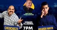STAND ENQUINTA2 - CHEOCHISTE & RICARDO MAITA
