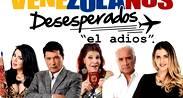 """""""VENEZOLANOS DESESPERADOS... el adiós"""""""