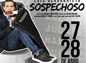 EL SOSPECHOSO - ESCENA 8