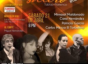 NOCHES DE SALERO,ARTE Y PASION #RETRO