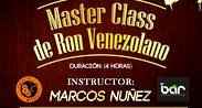 MASTER CLASS DE RON VENEZOLANO