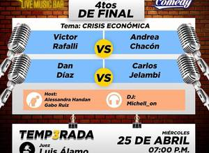 4to DE FINAL STAND UP COMEDY