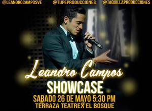 SHOWCASE LEANDRO CAMPOS