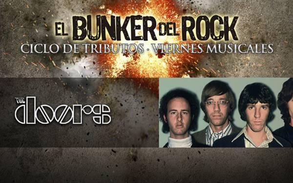 CICLO BUNKER DEL ROCK- TRIBUTO A THE DOORS
