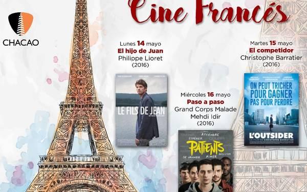 FESTIVAL DE CINE FRANCÉS - CC CHACAO