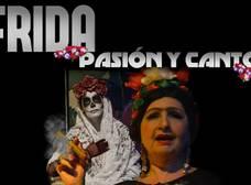 FRIDA, PASIÓN Y CANTO