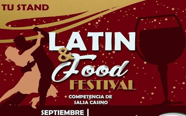LATIN & FOOD FESTIVAL