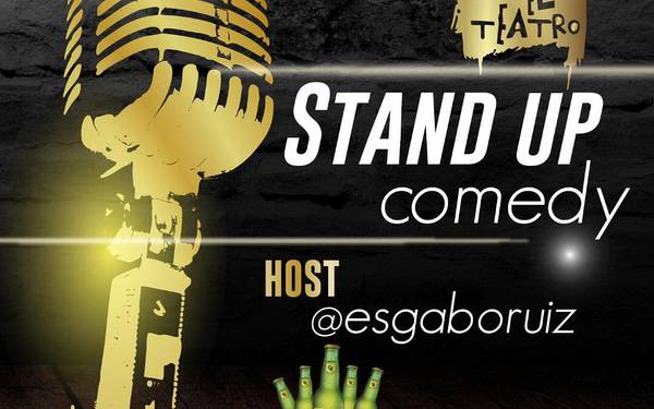 EL TEATRO BAR -  STAND UP COMEDY