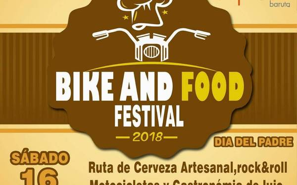 BIKE AND FOOD FESTIVAL 2018