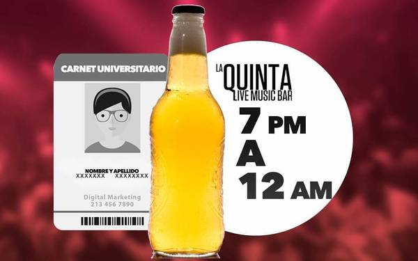 EN LA QUINTA BAR LOS JUEVES SON UNIVERSITY CHALLENGE