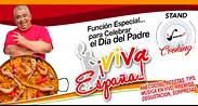 """STAND LIVE COOKING """"VIVA ESPAÑA"""" EN CC BOD"""