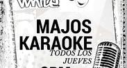 TODOS LOS JUEVES SON  MAJOS KARAOKE