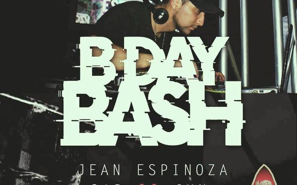 B-DAY DAY BASH - MAROMA BAR