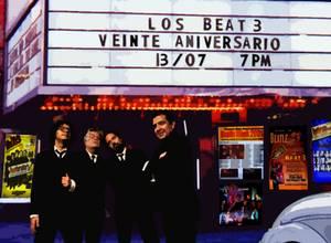 LOS BEAT3: 20 ANIVERSARIO