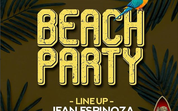 MAROMA BEACH PARTY