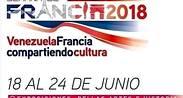 VENEZUELA Y FRANCIA COMPARTIENDO CULTURA