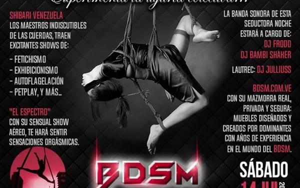 BDSM  EXPERIENCE VENEZUELA