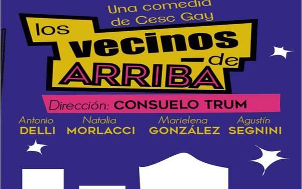 LOS VECINOS DE ARRIBA