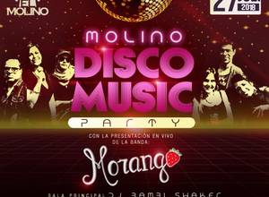 MOLINO DISCO MUSIC PARTY