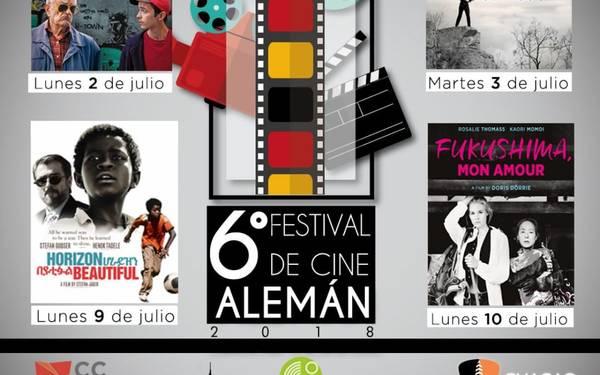 6TO GESTIVAL DE CINE ALEMÁN