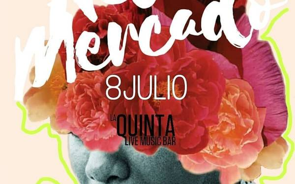 DOMINGO DE RETRO MERCADO EN LA QUINTA BAR