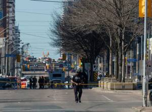 Buscan a los autores de los asesinatos en Toronto de dos artistas de hip hop
