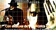NOCHE DE BLUES EN SUKA BAR