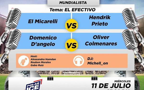 HOY 4TO DE FINAL STAND UP COMEDY